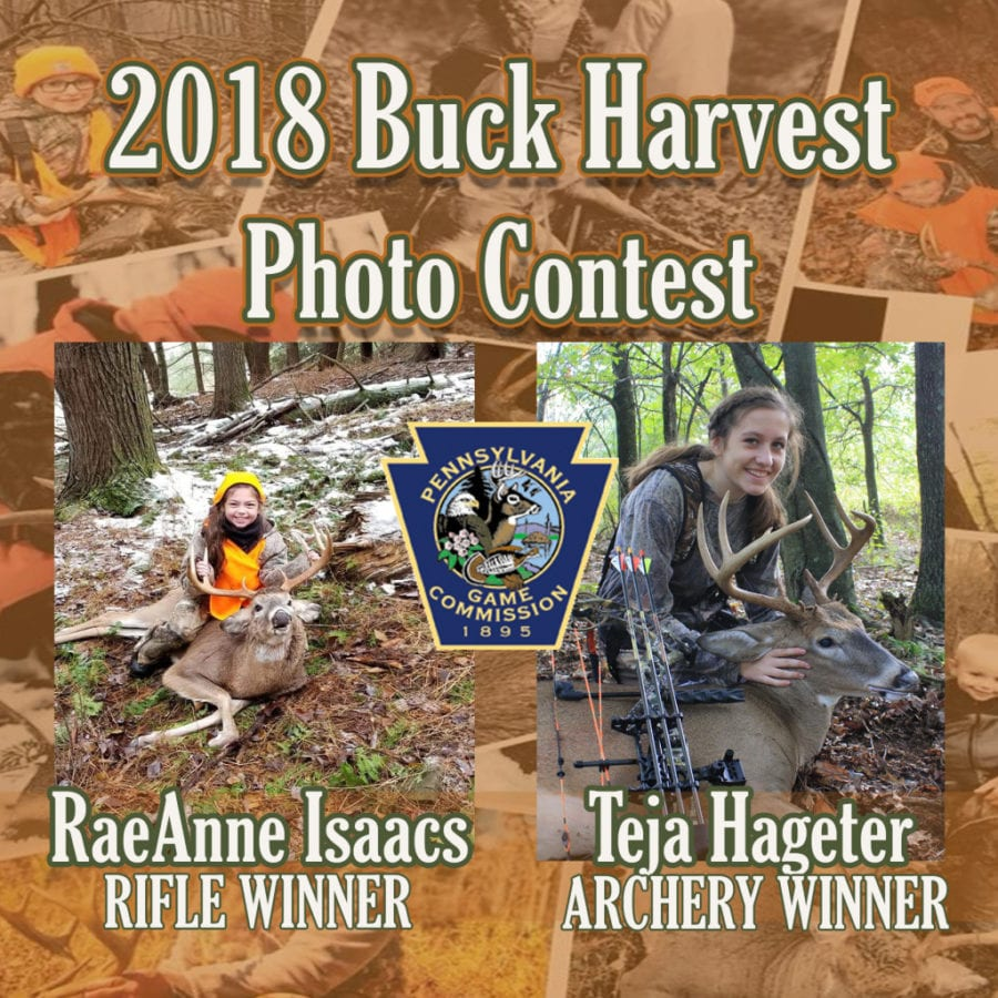 Buck Harvest Photo Contest Winners