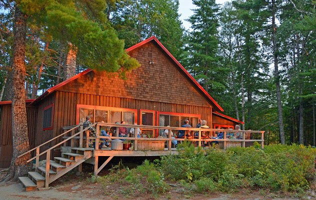 Leen's Lodge, Maine