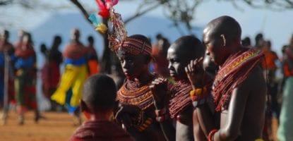samburu, traditional, ceremony